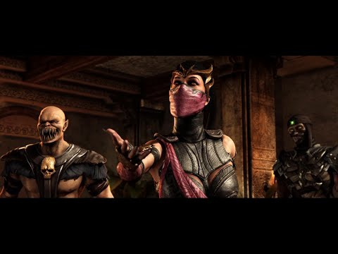 Mortal Kombat X - Mileena ft. Kano - Bitch better have my money
