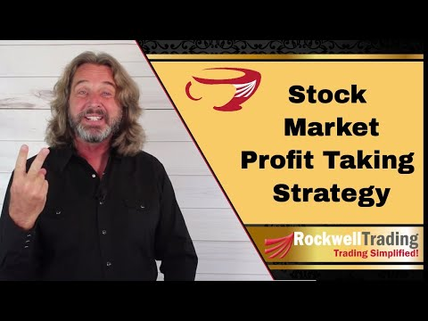 Stock Market Profit Taking Strategy