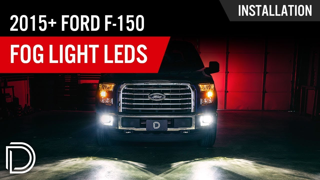 how to install 2015 ford f 150 fog lights youtube rh youtube com
