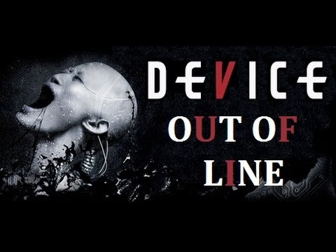"⭐ Device ⭐ ""Out Of Line"" feat. Serj Tankian Lyrics on screen HD"