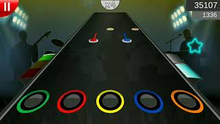 Guitar Flash Mobile - Through the Fire and Flames 100% FC *Hard*