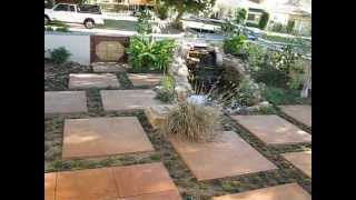 Don Wood's Front Yard By Kenco Landscape