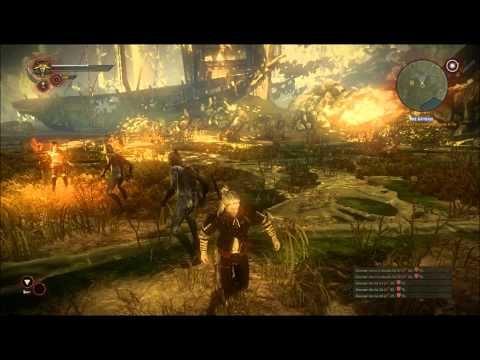 Let's Play The Witcher 2 - Part 16: Drowning to Drowners...