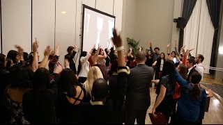 CSUN Tau Sigma National Honor Society Induction Ceremony 2017
