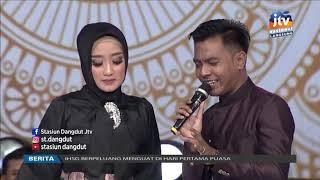 Gerimis Melanda Hati Anisa Rahma Feat Gerry Mahesa Om Cazzma Nada Stasiun Dangdut Rek
