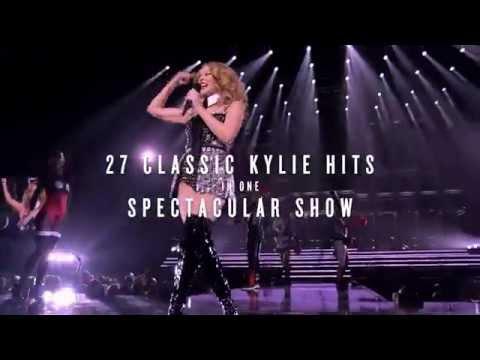 "Kylie Minogue - ""Kiss Me Once Tour"" DVD Trailer"