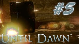 ДЯДЯ МАНЬЯК, НЕ УБИВАЙТЕ, ПЖЛСТ :( (Until Dawn) #5