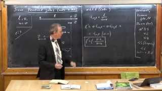 Урок 23. Решение задач на относительность движения (высокий уровень)