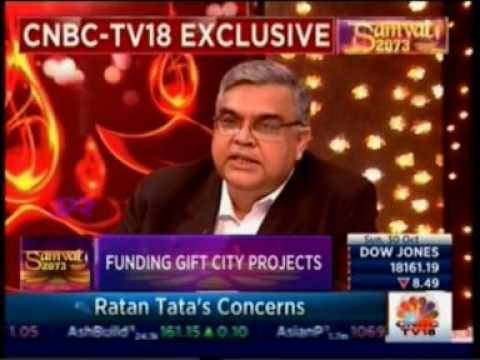 Interview of Mr. Ajay Pandey, MD & Group CEO - GIFT City on CNBC TV18