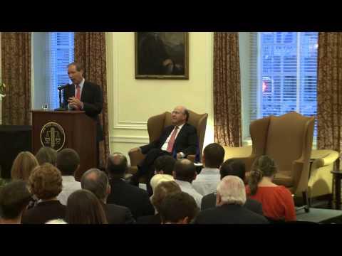 16th Annual Attorney General Robert Abrams Public Service Lecture: U.S. Senator Tom Udall