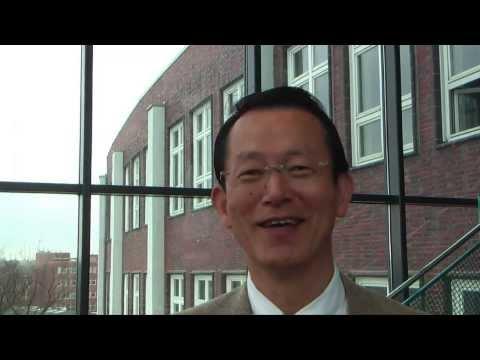 Prof Fumihiko Sakai besucht die Schmerzklinik Kiel