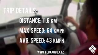 High Speed Autonomous Highway Driving - Flux Auto