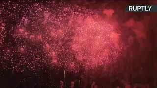 Церемония закрытия международного фестиваля «Круг света» — LIVE