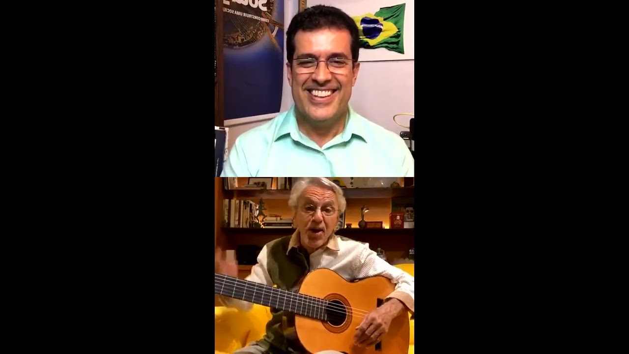Live com Caetano Veloso - YouTube