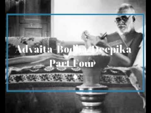PART 4 - ADVAITA-BODHA-DEEPIKA - /Highly Recommeded by  Ramana Maharshi  - audiobook lomakayu