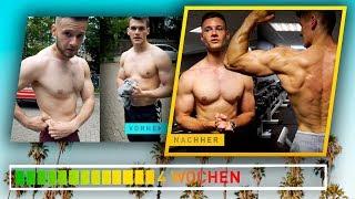 Die Sommer-Transformation   Diät Battle Showdown gegen Vincent