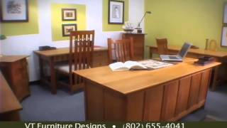 Vermont Furniture Designs