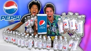 PEPSI PHONE BATH CHALLENGE ft. Marlin