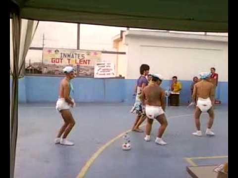 inmates got talent baby damulag mp4 youtube