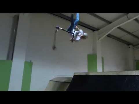 Jordan Clark | Base Skatepark | Glide Gear Test Clips