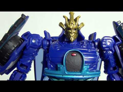 Autobot DRIFT |  Transformers 4 Movie Age of Extinction Deluxe Class Toy Review