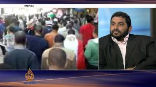 Anti-government protests rage across Egypt