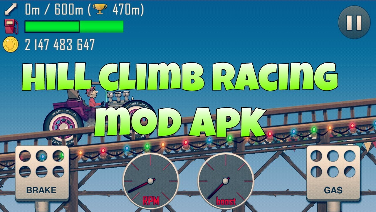 Update my androidhill climb racing a?? A fun app for android.