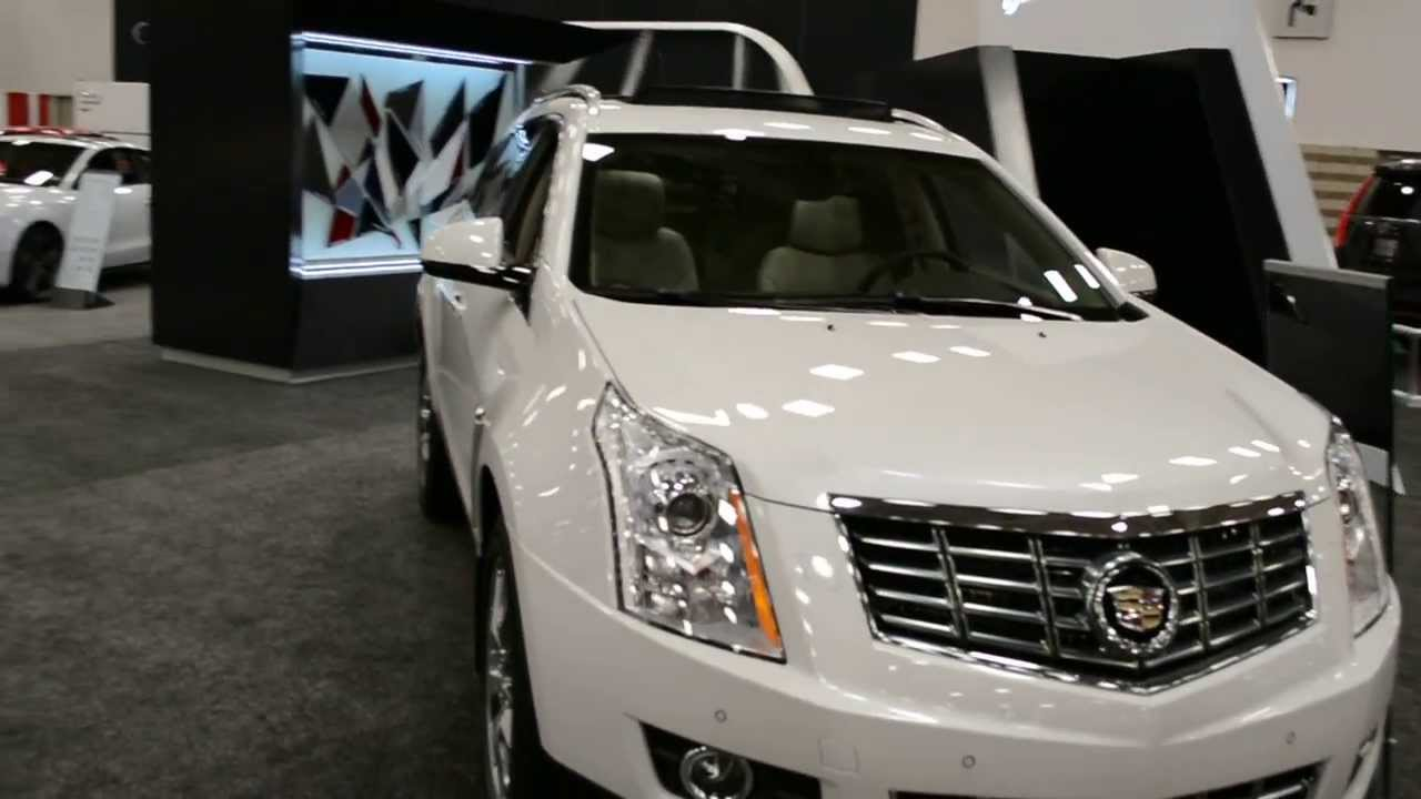 2015 Cadillac SRX Walkaround - YouTube