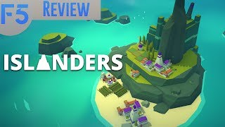 Islanders Review: A Colorful Distillation (Video Game Video Review)