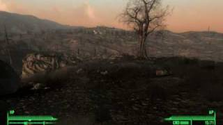 Fallout 3 - Where to find the Alien Blaster/Spacecraft