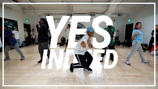 Drake & Lil Baby   Yes Indeed   Choreography by Paul Mula