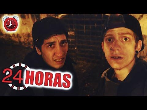 24 HORAS EN UN PARQUE (TERROR) | SOLO TODA LA NOCHE