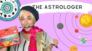 THE ASTROLOGY KNOW-IT-ALL