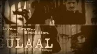 Ranaji  - Gulaal Movie Song with Full lyrics