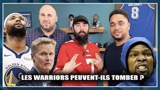 LES WARRIORS PEUVENT-ILS TOMBER CETTE SAISON ? (Avec Aaram Anis) NBA First Day Show 73