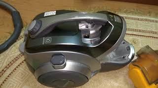 пылесос LG компрессор, отзыв за три с половиной года использования