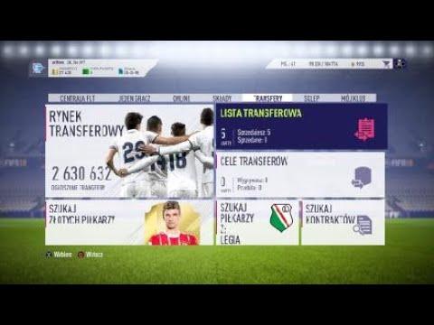FIFA 18- Zarabianie 10k w  10 minut