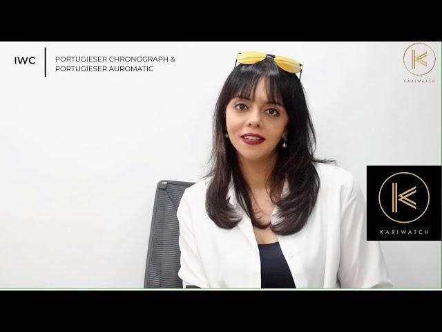 IWC PORTUGIESER AUTOMATIC & PORTUGIESER CHRONOGRAPH 2020
