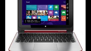 Unlock HP Pavilion Laptop When Forgot Windows 8 Password