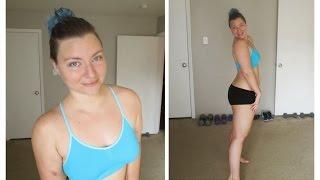 I GAINED BACK 20LBS!! | Weight Loss Check-in #5: April 1, 2015