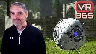 Vive Cosmos - Alien Isolation VR - Talos Principle VR - Focus on You - Rogan - VR 365 Live - Ep213