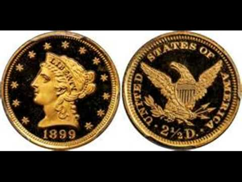 Liberty Quarter Eagle Gold Piece - Numismatic Video Series - Numismatics with Kenny