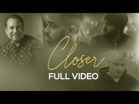 Closer (Judaiya) | Full Video |Rahat Fateh Ali Khan | EZU | IKKA | DJ Harpz | VIP Records