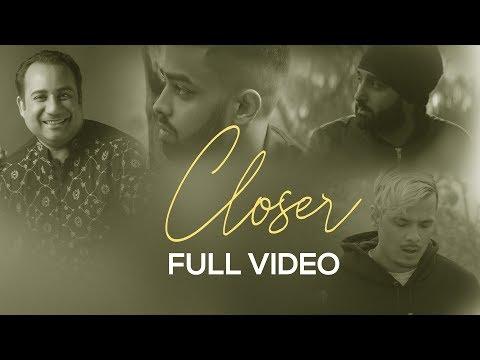 Closer (Judaiya) | Full Video |  Rahat Fateh Ali Khan | EZU | IKKA | DJ Harpz | VIP Records