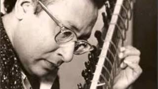 rag shyam kalyan by pandit nikhil banerjee on sitar