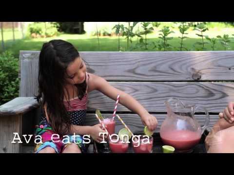 The Food of Tonga with Sasha Martin