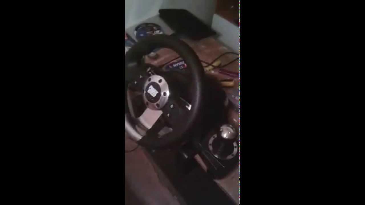 Power Racer 270 Review Xbox 360 Steering Wheel Doovi