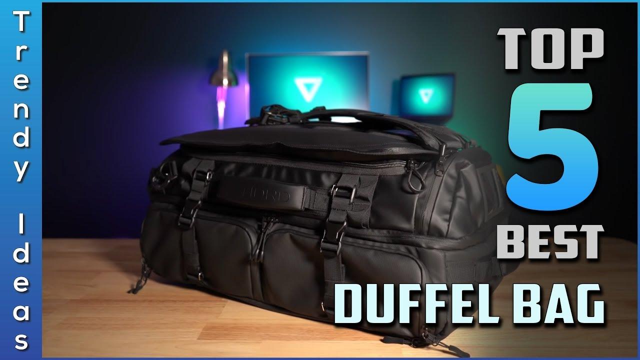 Download Top 5 Best Duffel Bags Review in 2021