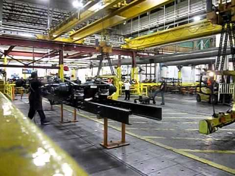 Last Day Navistar Garland Assembly Plant