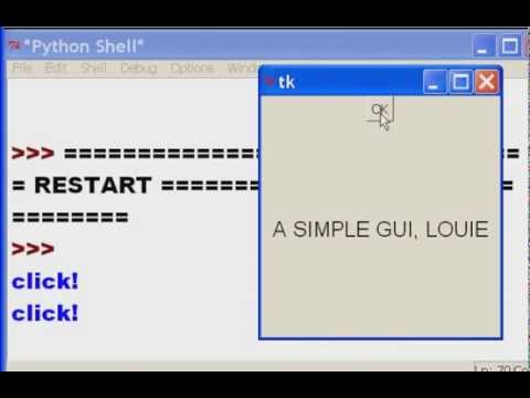 Python Gui - 2 widget controls on the frame